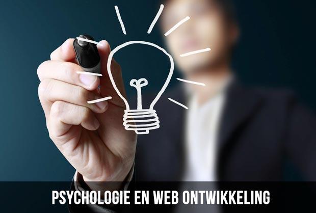 Psychologie en web ontwikkeling