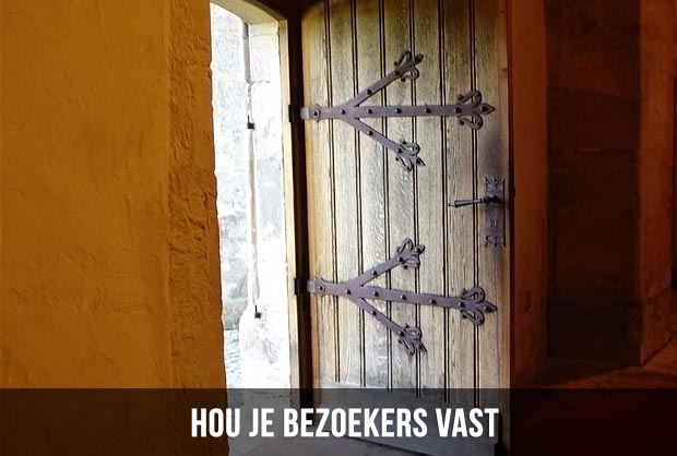 Blog tips: hou je bezoekers vast