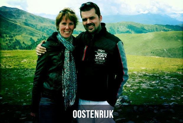 Oostenrijk vakantie 2012