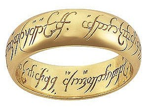 ring Lord of the Rings