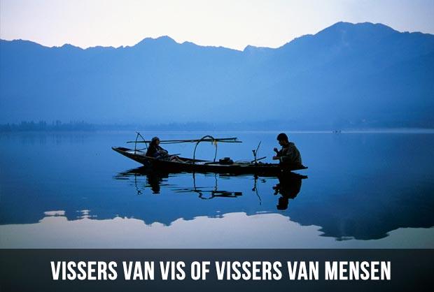 vissers van vis of vissers van mensen