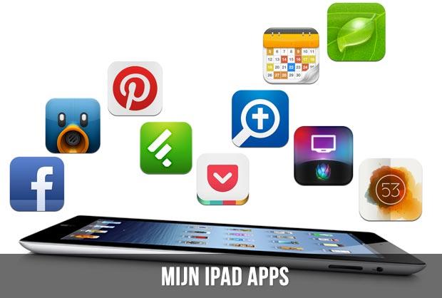 Mijn ipad apps