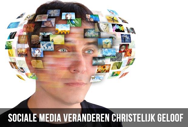 Sociale media veranderen christelijk geloof