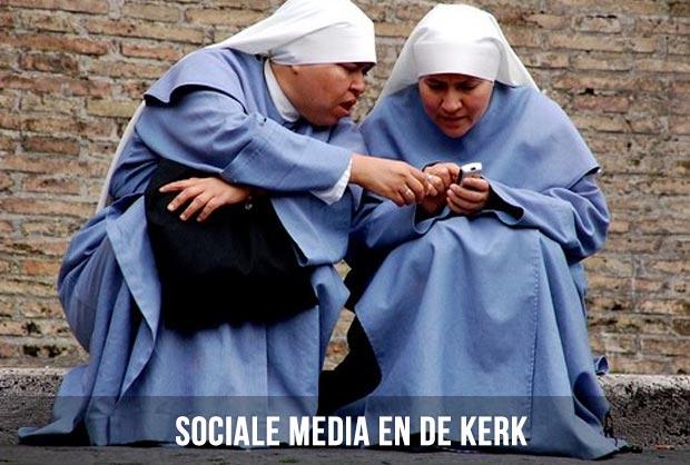 Sociale Media en de kerk
