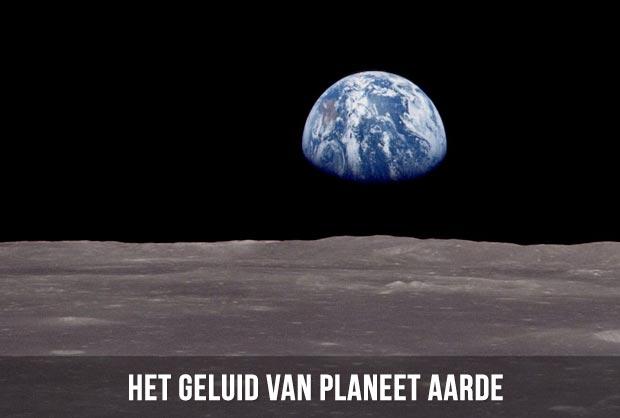 Het geluid van planeet aarde