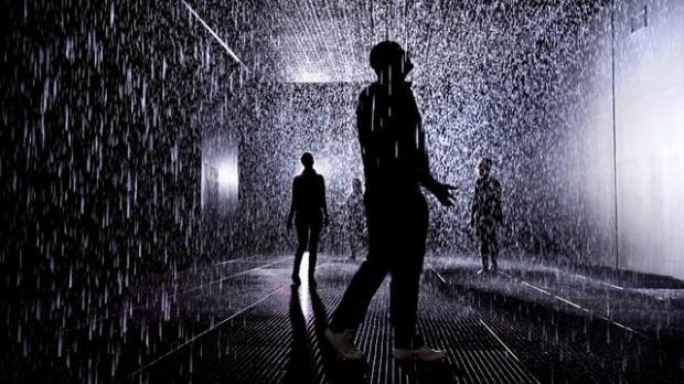 magische regenkamer