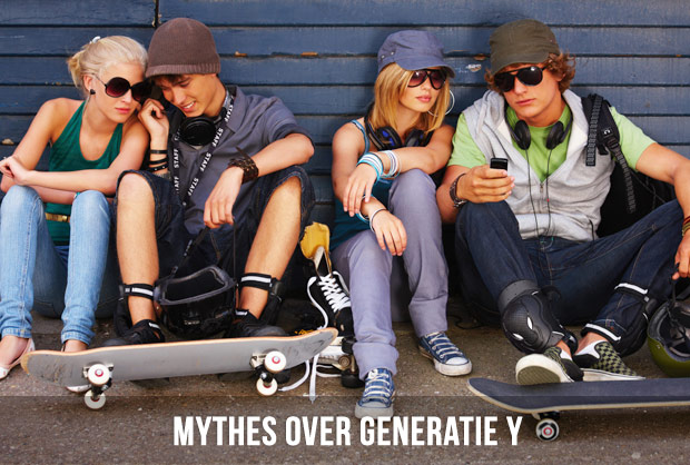 mythes over generatie Y