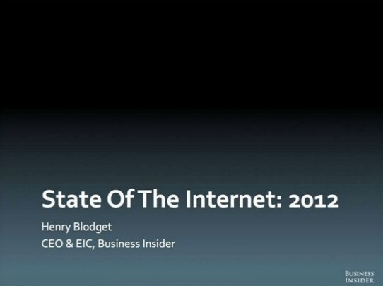 the state of the internet 2012