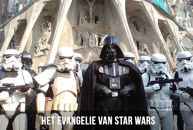 Het evangelie van Star Wars