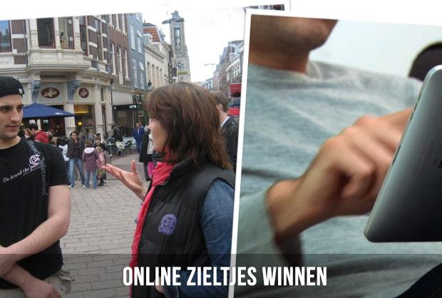 Online zieltjes winnen #kerk2012