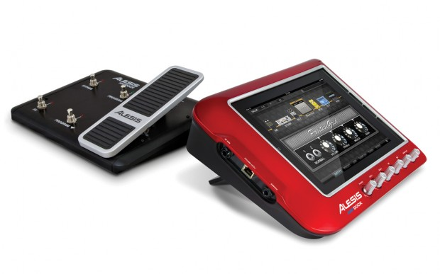 Alesis AmpDock Multi-Effects Guitar Processor for iPad