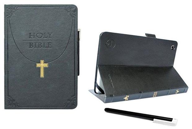 Bijbel beschermhoes iPad mini