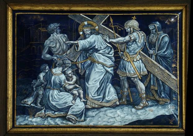 8: Jezus ontmoet de vrouwen van Jeruzalem