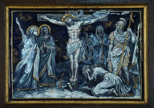 12: Jezus sterft aan het kruis