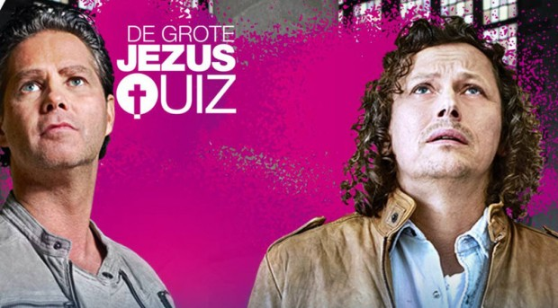 De grote Jezus Quiz