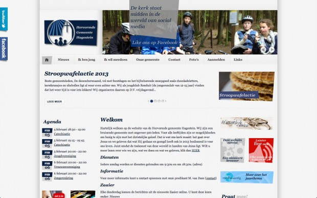 hervormdhagestein.nl