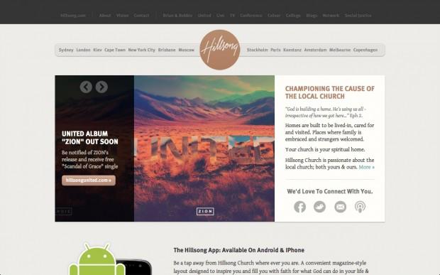 hillsong.com