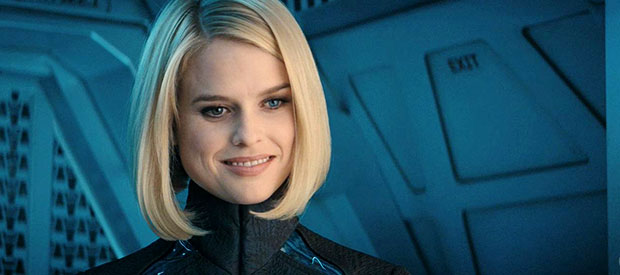 Alice Eve (Star Trek Into Darkness)