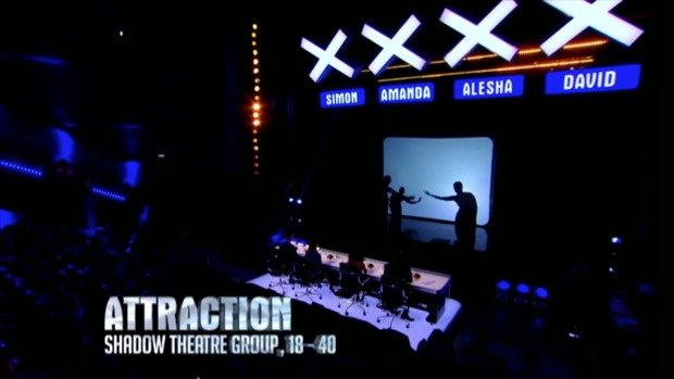 Shadow Theatre (Britain's Got Talent)
