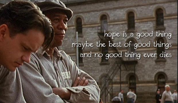 Quote The Shawshank Redemption