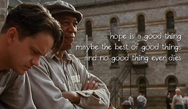Quote The Shawshank Redemption