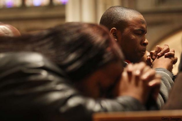 bidden als je boos bent