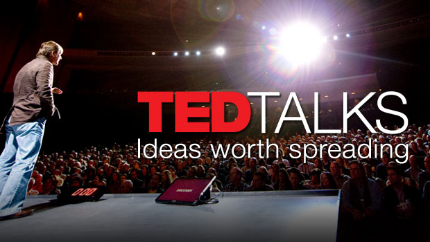 ted talks: ideas worth spreading