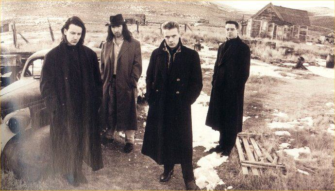 U2 ~ I Still Haven't Found What I'm Looking For