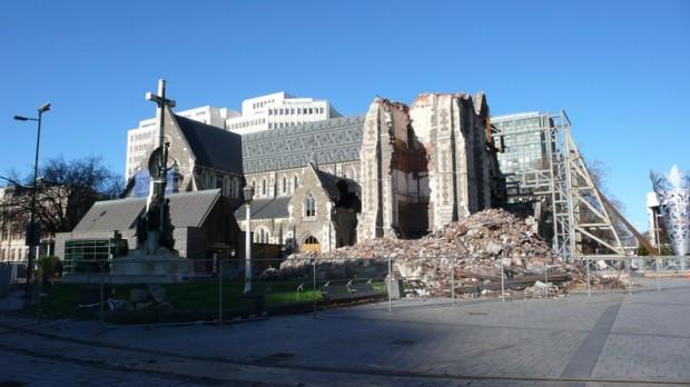 Kartonnen kathedraal (vooraf)