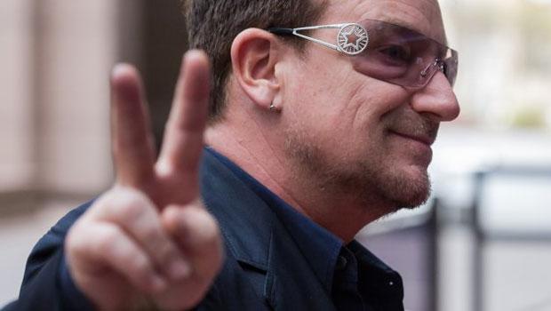 bono (U2) peace