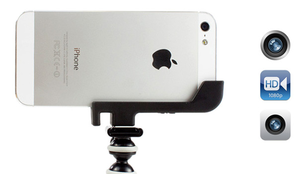 iPhone video studio