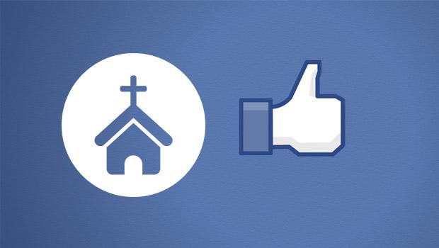 facebook pagina kerk