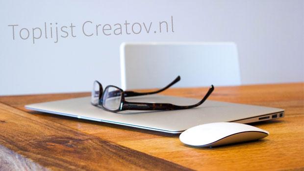 toplijst creatov.nl