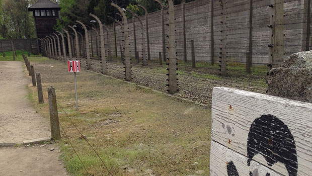 Auschwitz kamp 1