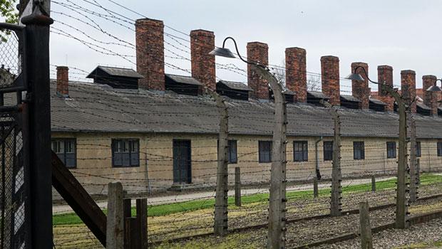 Auschwitz kamp 1, barakken