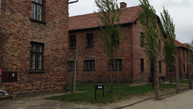 Auschwitz kamp 1 barakken