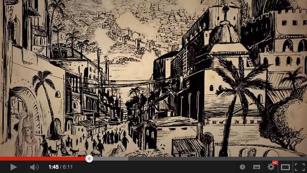 YouTube Genesis Hoofdstuk 1-11