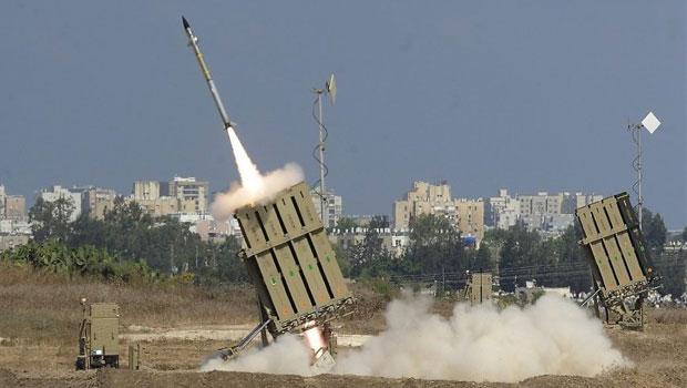 israel conflict raketten
