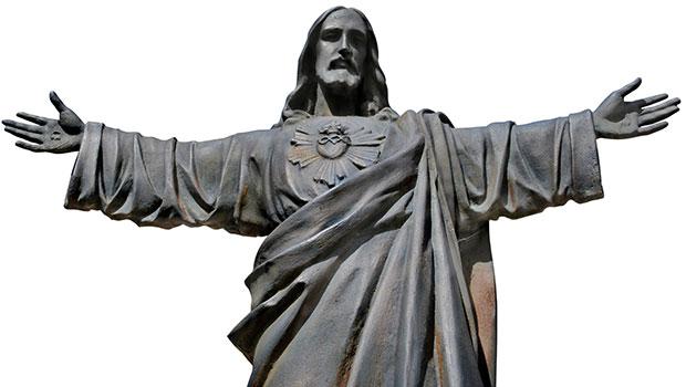 Jezus pose