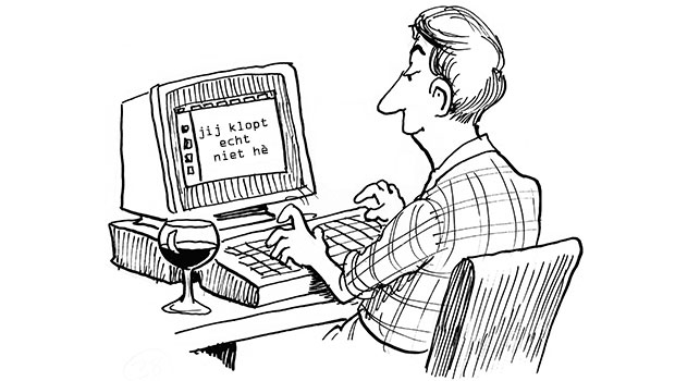 sociale media kritiek