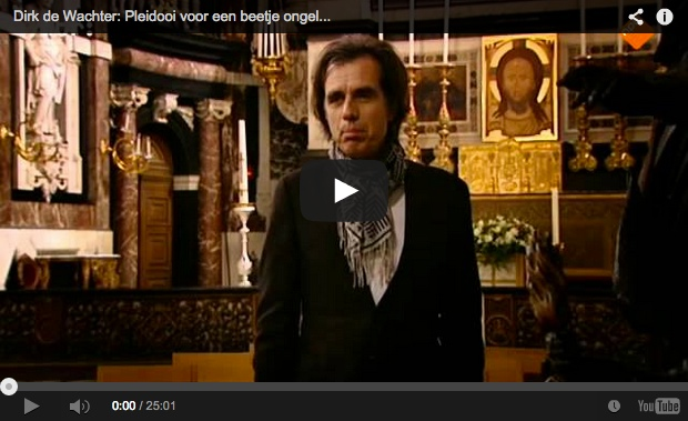 Dirk de Wachter, de verdrietdokter