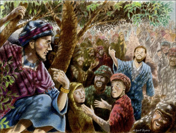 Lukas 19 1 10