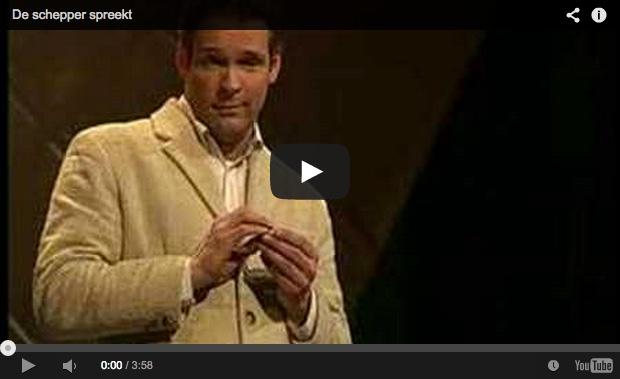 Erik van Muiswinkel - de schepper spreekt