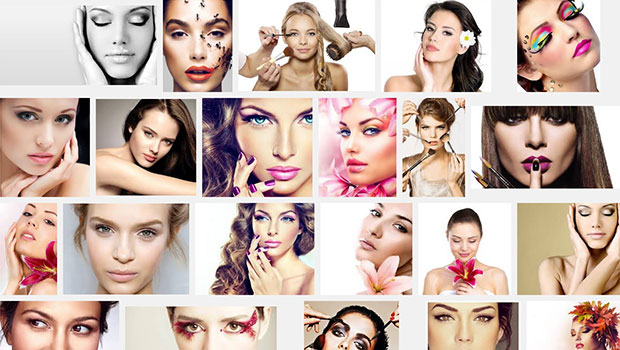 beauty in google image search