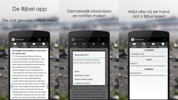 bijbel in gewone taal app