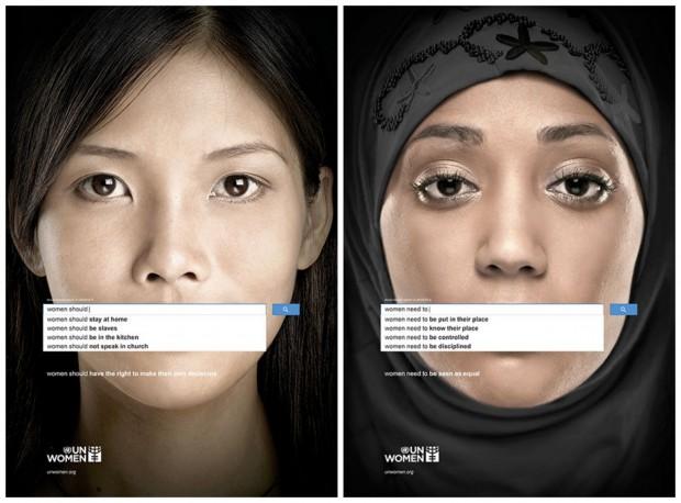 un womens campaign