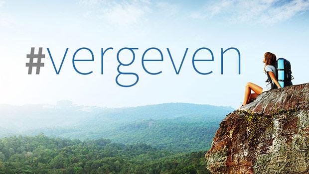 vergeven
