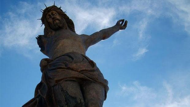 Jezus zonder armen