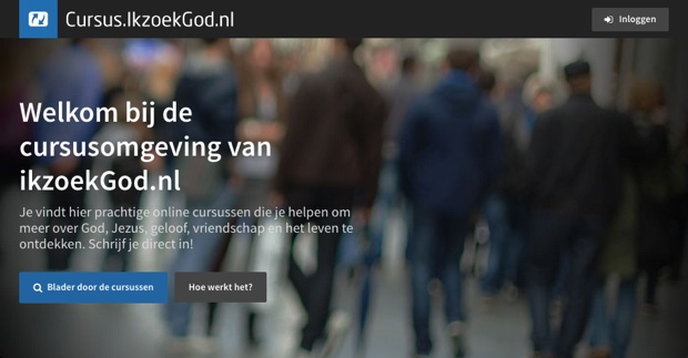 cursussen ikzoekgod.nl
