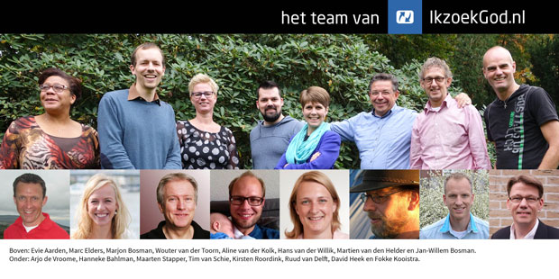 team ikzoekgod.nl
